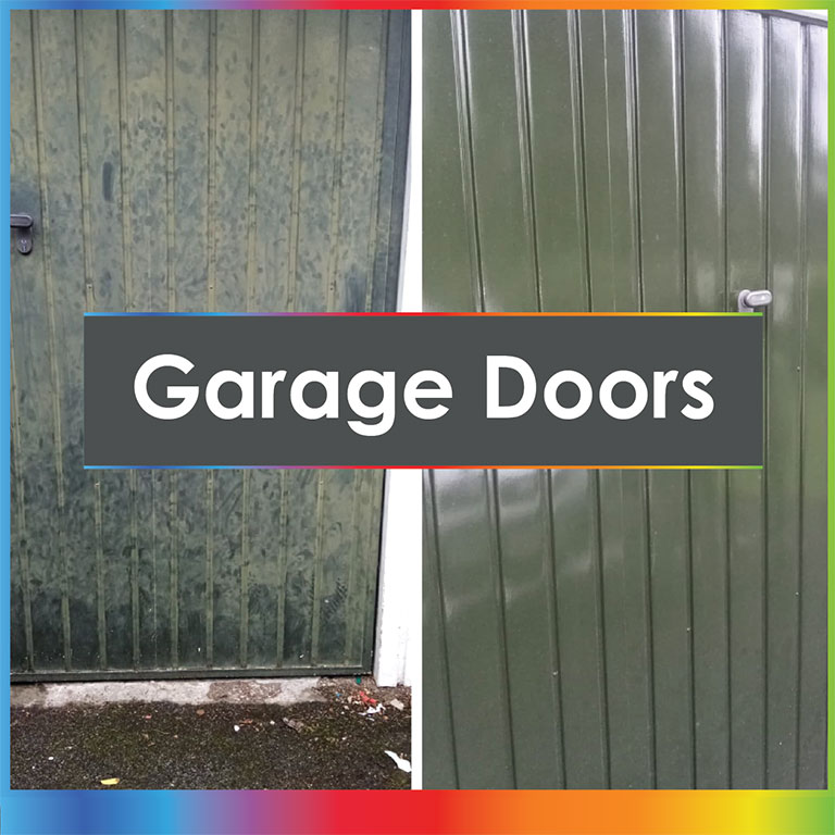 Wundercoat Garage Doors